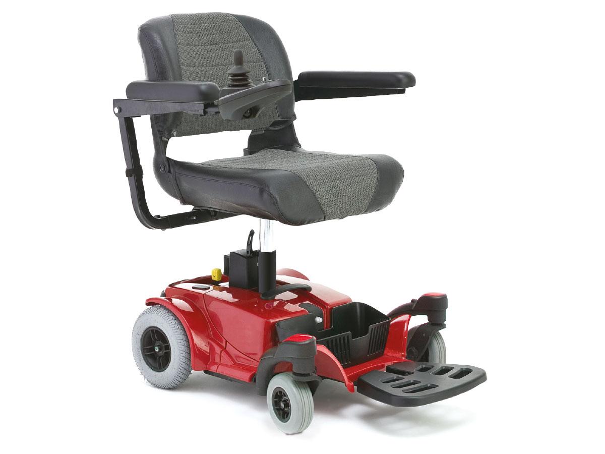 Mini carrozzina elettrica