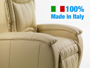 POLTRONA MASSAGGIANTE MADE IN ITALY