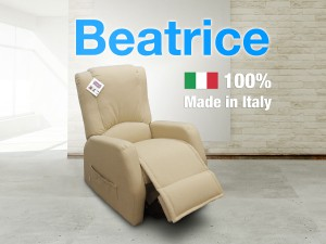 POLTRONA RELAX ECONOMICA MADE IN ITALY