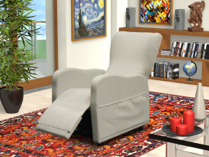 POLTRONE RELAX RECLINABILI SMALL RELAX