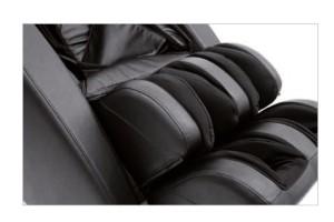 Poggiapiedi regolabile in lunghezza della poltrona relax massaggiante professionale