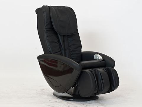 Poltrona relax per ufficio nera