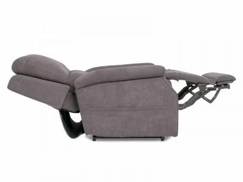 Poltrona relax reclinabile posizione letto