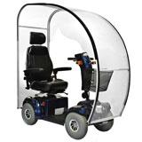 Scooter elettrici personalizzati per anziani disabili invalidi