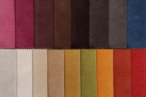 Colori disponibili nel tessuto Savoy Fibramed