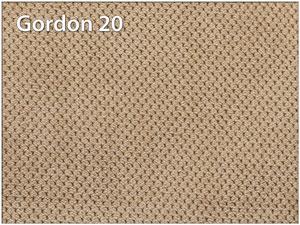 Tessuto poltrona relax reclinabile per anziani Gordon 20