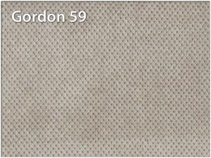 Tessuto poltrona relax reclinabile per anziani Gordon 59