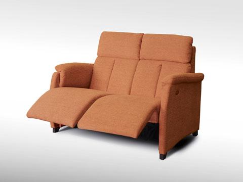 divano due posti poltrona relax piccola aperta