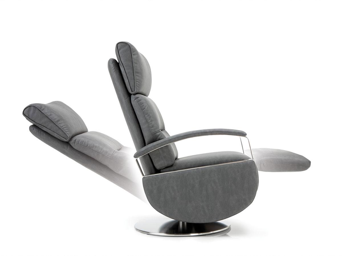 movimenti pediera e schienale poltrone relax design | Poltrone relax ...