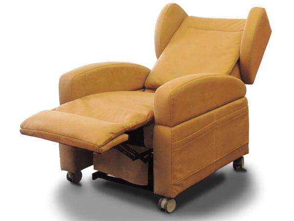 poltrona antidecubito posizione relax letto