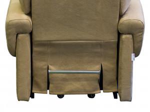 poltrona per anziani comoda roller system disinserito
