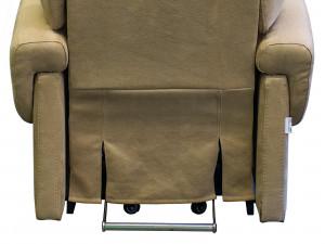 poltrona per anziani comoda roller system inserito