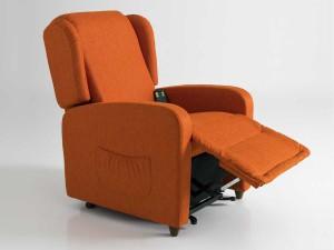 poltrona relax anziani posizione relax-tv
