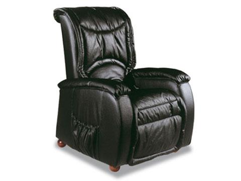 poltrona relax massaggiante anna nera