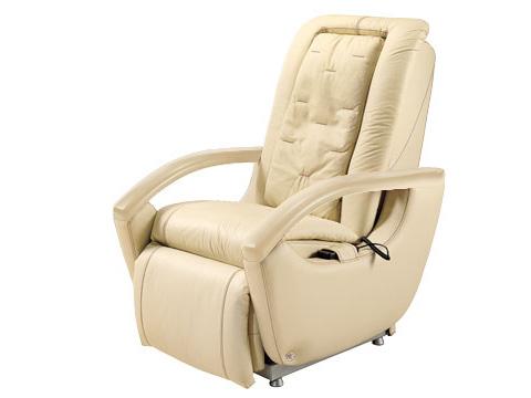 poltrona relax massaggiante gioia bianca