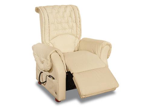 poltrona massaggiante shiatsu simona bianca