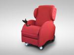 Poltrona relax robotica per anziani