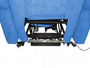 poltrona relax roller system disinserito