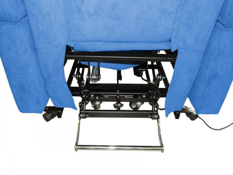 poltrona relax roller system inserito