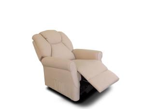 poltrona traspirante posizione relax