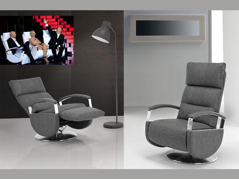 poltrone relax design viste in tv | Poltrone relax e scooter ...