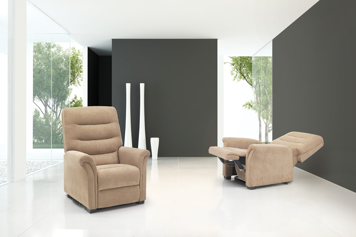Poltrone relax torino made in italy