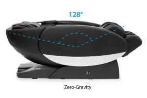 posizione zero gravity poltrona massaggiante professionale