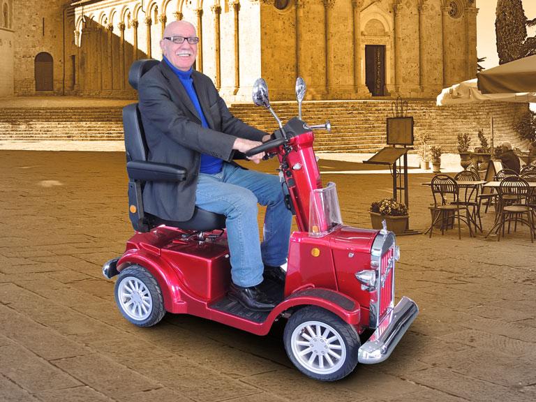 scooter anziani