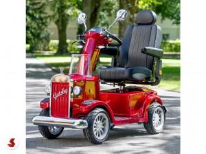 scooter anziani gatsby