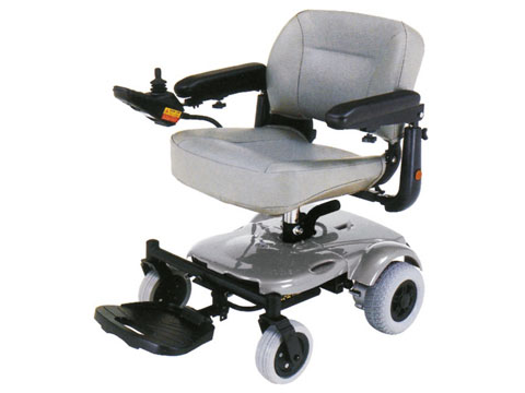scooter elettrico anziani disabili interno brevi distanze SORRISO 114