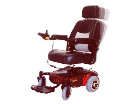 scooter elettrico anziani disabili uso cittadino Sorriso136