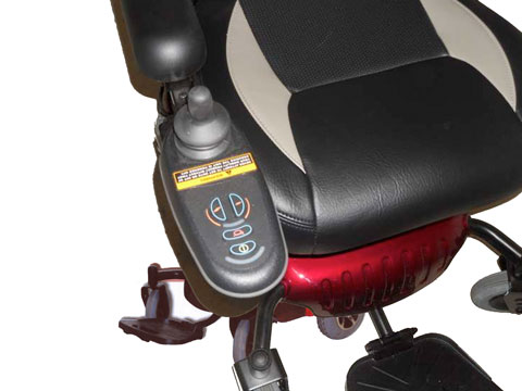 pulsantiera scooter elettrico Sorriso136