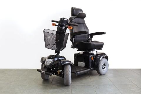 scooter elettrico per anziani rotazione laterale