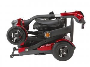 scooter elettrico per disabili pieghevole