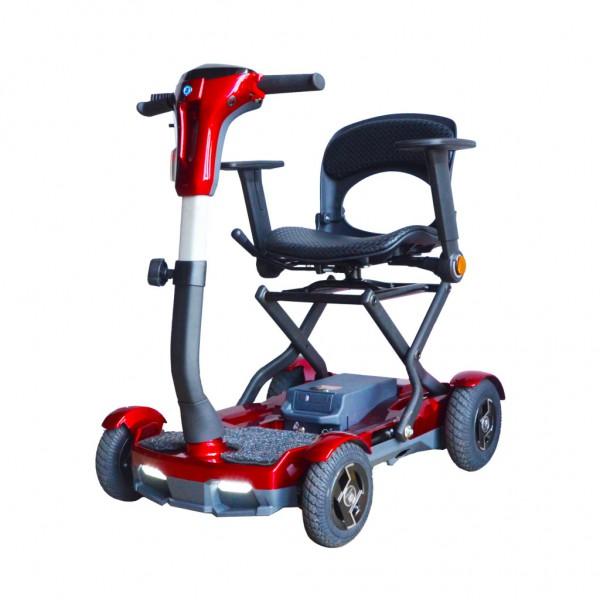 scooter elettrico pieghevole per disabili
