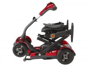 scooter per disabili pieghevole