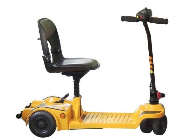 scooter pieghevole trolley manubrio sterzo