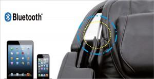 sensore bluetooth-gravity della poltrona massaggiante professionale