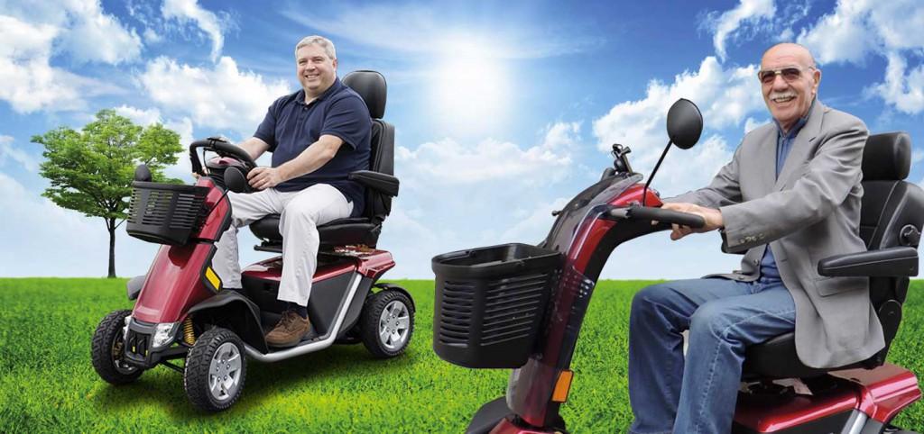 spedizione gratuita scooter anziani disabili Savona città