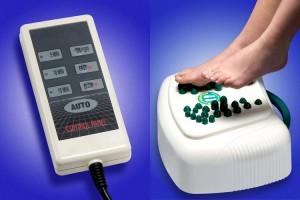 telecomando massaggiapiedi