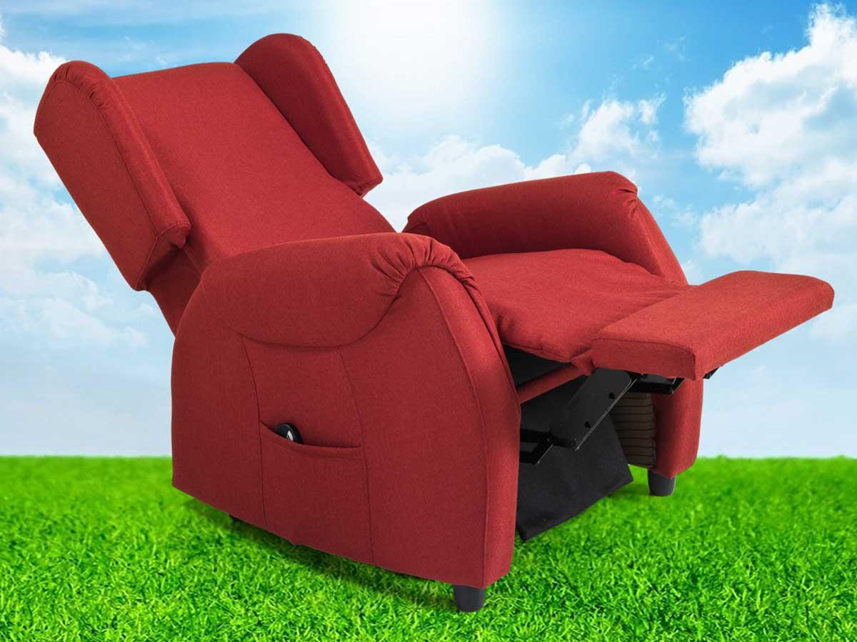 Offerte poltrone relax motorizzate agostina posizione for Offerte poltrone letto