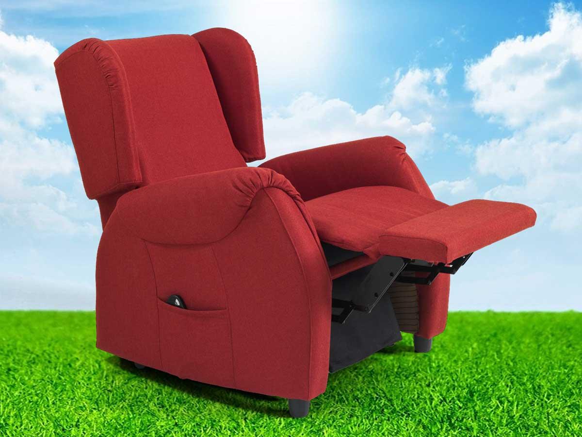 Offerte poltrone relax motorizzate agostina posizione for Poltrone motorizzate