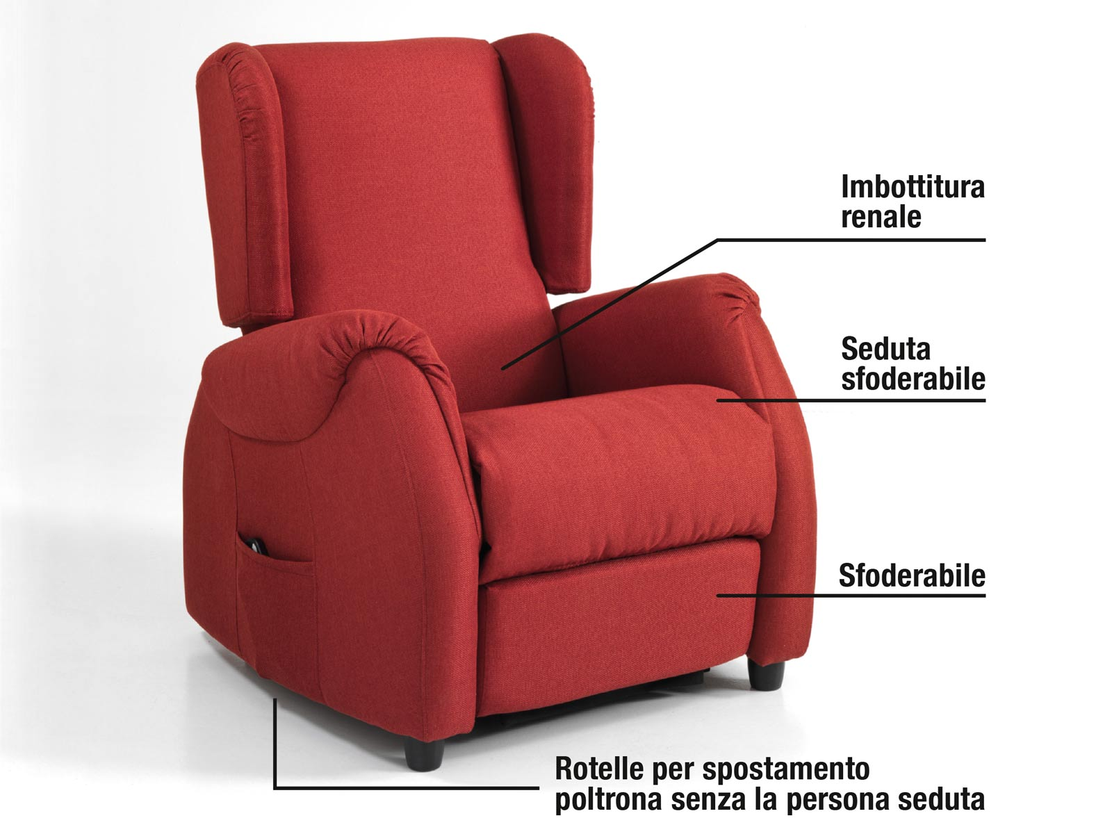 Poltrone Relax Alzapersona Per Anziani Pictures to pin on ...