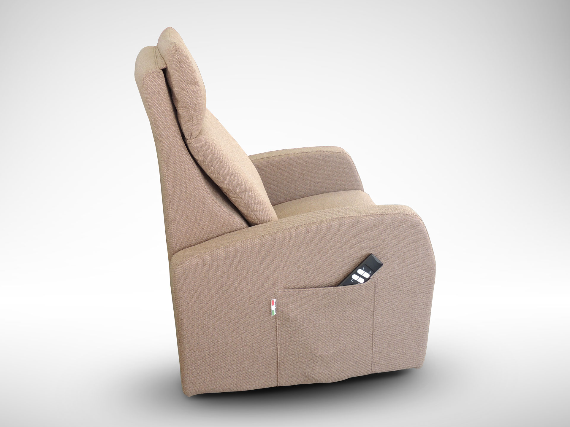 Altezza Seduta Minima Poltrona