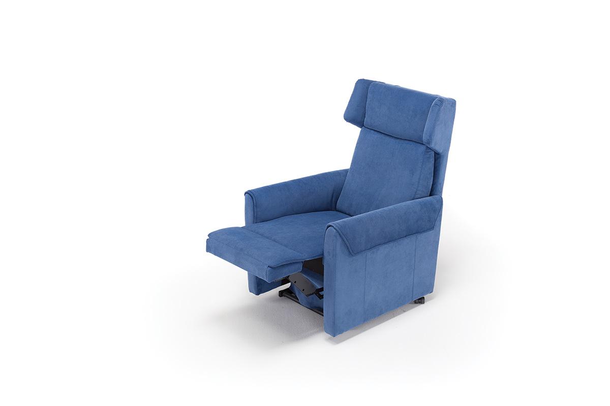 Poltrona relax roma posizione tv poltrone relax e for Poltrone per disabili roma