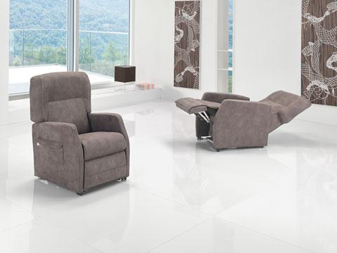 Poltrone per anziani - Poltrone relax design ...