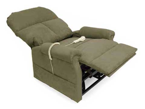 poltrone elevabili reclinabili