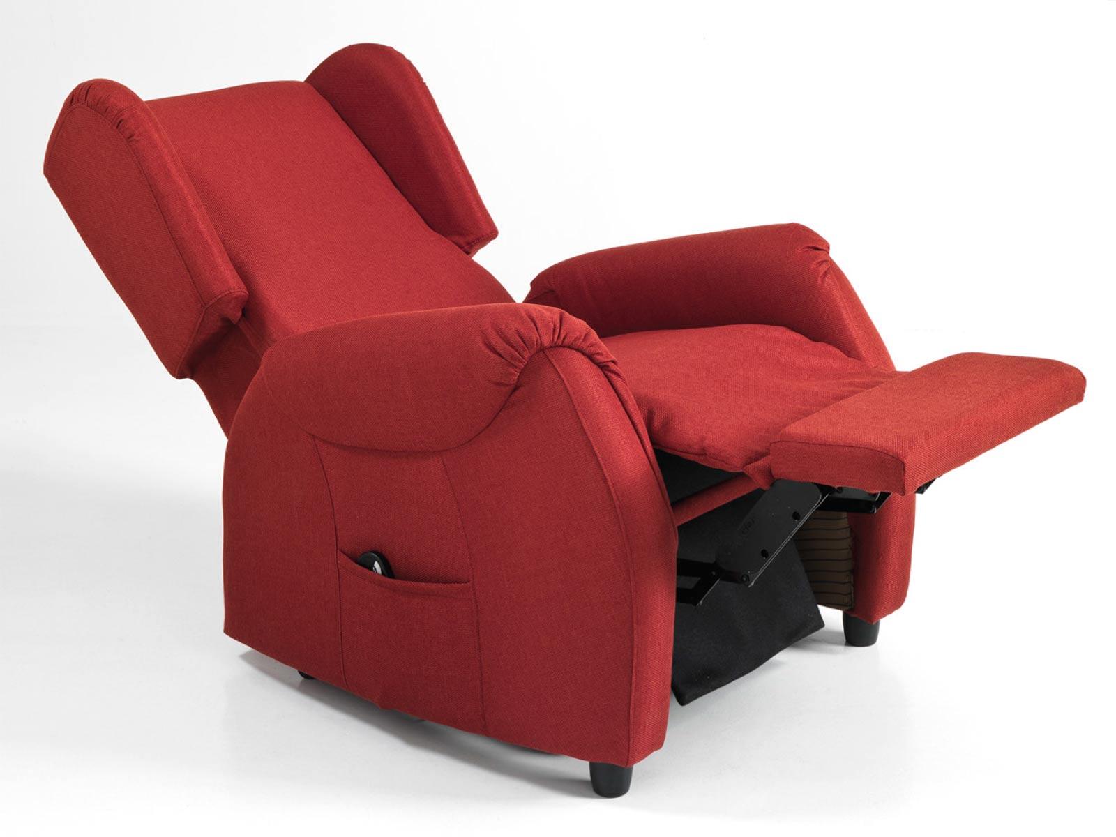 Poltrona relax alzapersona - Ikea poltrone relax elettriche ...