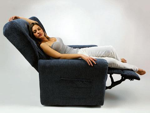 Poltrona relax e comfort
