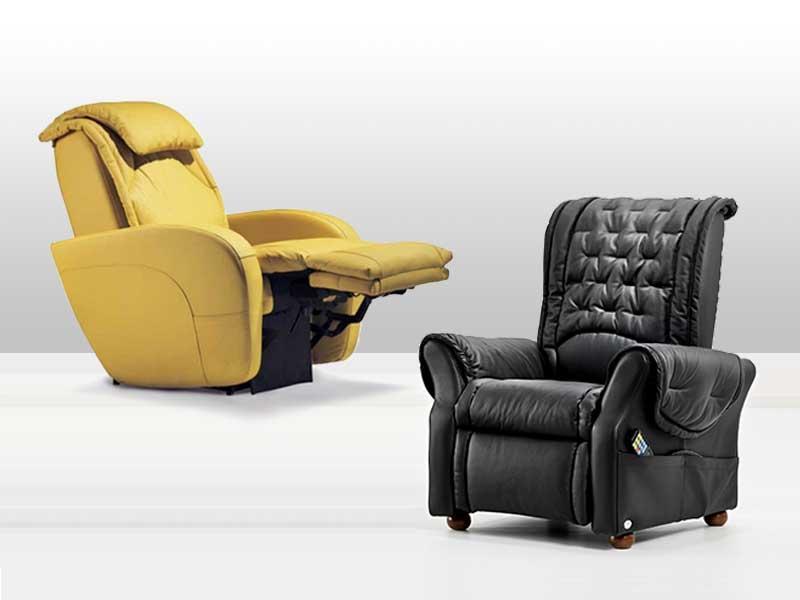 Poltrone relax massaggianti for Poltrone massaggianti